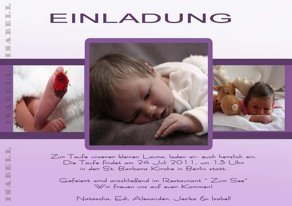 Text Fur Einladung Taufe – thegirlsroom.co