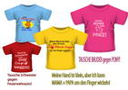 Lustige Baby T-Shirts